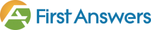 FirstAnswers logo