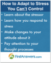 How to adapt to stress you can't control