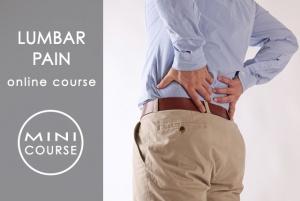Lumbar Pain - Pain Management