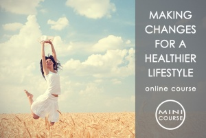 Making Changes for a Healthier Lifestyle - WEIGHT LOSS & WELLNESS Mini Courses (MC) - Color-Code Personality-Specific Weight Loss and Wellness Strategies