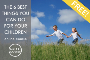 The 6 Best Things Parens Can Do to Solve Common Issues and Rear Successful Children