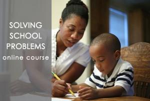 Solving School Problems - SOLVING SCHOOL PROBLEMS