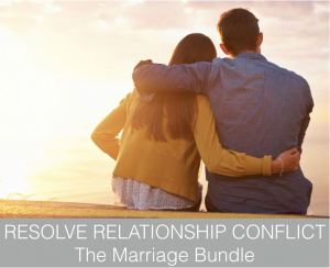 Marriage Bundle–Resolve Relationship Conflict - Group of courses for specific topics
