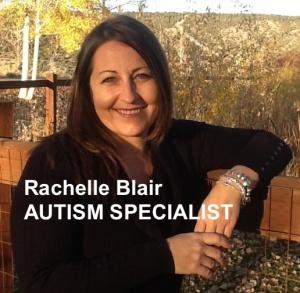 Rachelle Blair, autism specialist