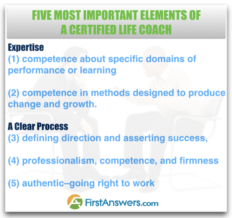 5 essential elements of coaching