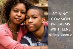 Solve common teenage problems with online parenting programs