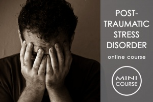 Help someone overcome Post Traumatic Stress Disorder (PTSD)