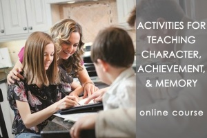 Develop Character,  Achievement Motivation, and Memory Skills