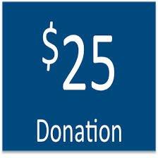 $25 Donation - DONATE