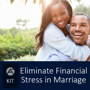 Eliminate Financial Stress in Marriage - Group of courses for specific topics
