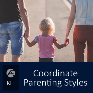 Coordinate Parenting Styles - Group of courses for specific topics