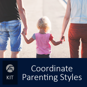 Coordinate Parenting Styles© - Group of courses for specific topics