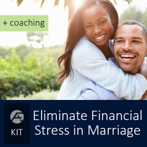 Eliminate Financial Stress in Marriage + Coaching - Certified FirstAnswers.com Marriage Relationship , Parenting, and Professional Performance Coaching - Group of courses for specific topics