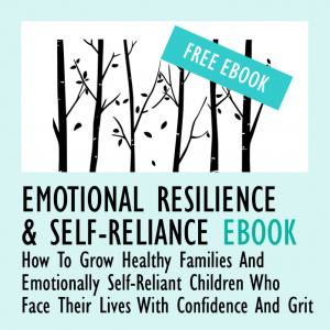 FREE eBook on Emotional Resilience & Self-Reliance - EMOTIONAL RESILIENCE & SELF-RELIANCE